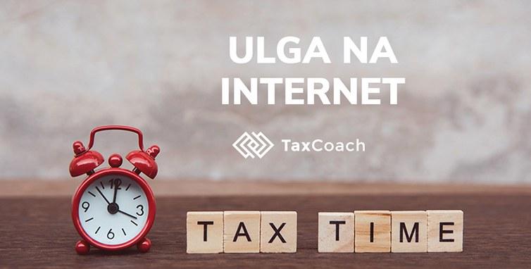 PIT za 2019 r. Ulga na Internet – kiedy można pomniejszyć swój podatek?